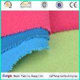 Tessuto variopinto 100% della tela di canapa della lavata del cotone 12A per i pattini
