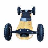nicht für den Straßenverkehr elektrisches Skateboard der Rad-1650W*2 vier