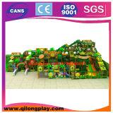 Оборудование спортивной площадки детей крытое с мягким шариком игры