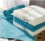 Van de Katoenen van 100% de Handdoek van het Strand Badhanddoek van de Streep
