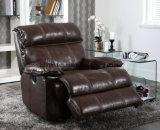 Alta qualità e sofà di cuoio di vendita caldo di funzione per uso del salone (UL-NS174)