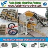 Niedrige Kosten-Ziegelstein-Formteil-Maschine mit Qualität