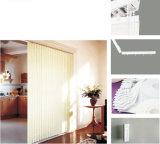 Cortinas com componentes, cortinas do vertical do escritório do vertical com corrente do grânulo