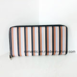 Raccoglitore di cuoio delle donne del sacchetto di frizione della signora PU di modo (NMDK-040806)