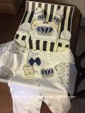 Утюг Fix глянцеватых Rhinestones мотива цветка белого золота горячий на кристаллический одежде заплаты DIY (TP-588)