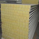 50mm Felsen-Wolle-Umhüllung-Zwischenlage-Panel