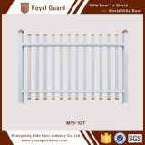 Столб загородки/загородка безопасности балкона/Scalloped загородка винила