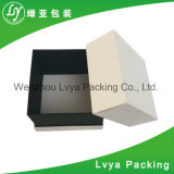 Rectángulo de papel de empaquetado de la alta calidad con la impresión de encargo de la insignia