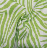 Tessuto di tessile domestico del tessuto di stampa del tessuto spazzolato Microfiber del poliestere per il lenzuolo