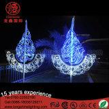 De LEIDENE Verlichting van de Ramadan voor de Decoratie van Pool van de Straat