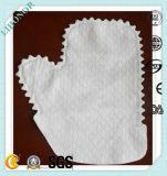 Устранимая Mitten-Форменный влажная чистка тела/любимчика обтирает перчатку /Wet