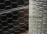 Гальванизированное Electro шестиугольное плетение мелкоячеистой сетки