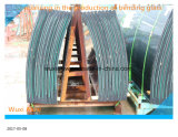 Gebogenes Isolierglas für Gebäude