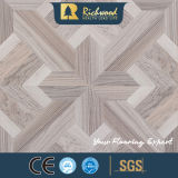 Pavimentazione di legno laminata laminato fonoassorbente impressa del legname del teck della quercia
