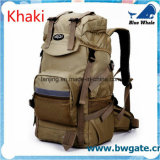 Bw1-071 продают Backpack оптом Canven сбор винограда напольный Hiking Backpack 2017