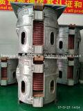 Fornalha de derretimento da indução do aço e do ferro para 500kg