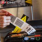 空港手荷物の追跡のための卸し売りUHF RFIDの荷物の札