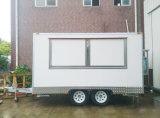 販売の移動式食糧カート、電気ファースト・フードのトラック