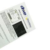 Qualität lamelliertes überzogenes Papier-Broschüre-Drucken