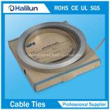 планка полосы нержавеющей стали металла толщины 0.3mm регулируемая