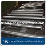 Aço de ferramenta quente do trabalho H10, barra redonda do molde H10 liso
