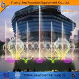 Fontaine de flottement de lac music de multimédia de gestion par ordinateur de modèle de Seafountain