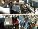 機械を作る二重線の高速プラスチックTシャツ袋