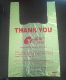 Doppie righe automatiche sacchetto di Puching della maglietta che fa macchina