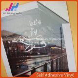 光沢のあるまたはマットの印刷PVC自己接着ビニールのフィルム