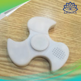 De kleurrijke Hand friemelt de Versterker van de Spinner van de Vinger het Draadloze Stuk speelgoed Bluetooth van de Gift MiniSpreker