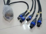 19pin Socapex Kabel-Extension mit Speakon Kabel Nl4 Nl8