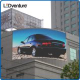 광고를 위한 옥외 풀 컬러 큰 LED 기치