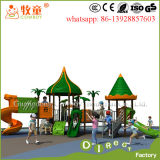 Conjuntos plásticos de la diapositiva del patio al aire libre de los niños de la alta calidad