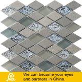 Diamante de la venta de la forma caliente del arte del mosaico de cerámica para la serie de cerámica decoración de la pared del arte (arte de cerámica D01 / D02)