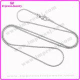 Accessoires en acier inoxydable haut de gamme 2016 Chaîne de serpent 316L