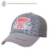 Casquillo de la manera del deporte del sombrero del deporte de la gorra de béisbol del acoplamiento de la impresión del casquillo del camionero de los paneles del casquillo 5 del acoplamiento