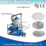 Grinder de corriente de remolino de plástico