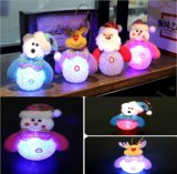 LED Light Christmas Snowman Decoração LED Holiday Decor Light Indoor / Outdoor LED Light Christmas Snowman Decoration