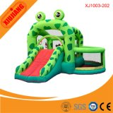 Outdoor Children Soft Play Castle Inflatable for Christmas Party