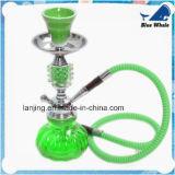 Cachimba de los genios del verde del precio de fábrica para fumar Hooka lavable (BW-66)