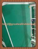 Della fabbrica stuoia di gomma del pavimento di vendita direttamente, strato di gomma antistatico