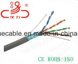 Cable LAN Cable de red Cable FTP Cat5e Comunicación