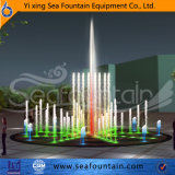Fontaine matérielle professionnelle de contrôle de programme d'acier inoxydable de modèle de créateur