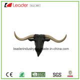 최신 판매 홈과 안뜰 훈장을%s 장식적인 Polyresin Bull 맨 위 작은 조상 벽 장식