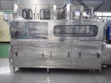 Automatische het Vullen van de Was van de Fles van het Water van 5 Gallon Volledige het Afdekken Machine