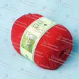 Hilo para obras de punto de la alta calidad, hilado Crocheting de China, hilados de polyester