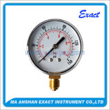 産業圧力正確に測空気圧力正確に測油圧圧力計