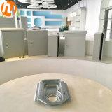 알루미늄 Windows 부속품 공급자 조형을 각인하는 OEM ODM 최신 판매는 주물 부속품을 정지한다