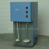 Analyseur Kdn d'azote de kjeldahl de distillation de Semi-Distributeur automatique