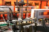 6つのキャビティ、2Lペットプラスチックびんのブロー形成機械